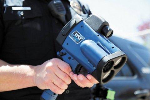Полиция увеличивает количество приборов TruCam на дорогах
