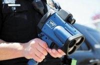 Поліція збільшує кількість приладів TruCam на дорогах