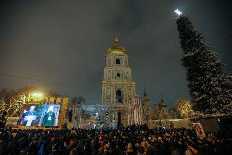 У КМДА розповіли, як цьогоріч святкуватимуть Новий рік у столиці