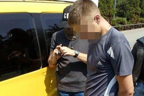 Інструктора Нацгвардії спіймали на продажу наркотиків у Києві