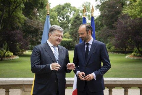 """Порошенко и премьер Молдовы в понедельник откроют КПП """"Кучурган - Первомайск"""" в Одесской области"""