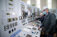 На Дарницькій ТЕЦ встановили два нових фільтри газоочистки, до кінця року буде три, – Кличко