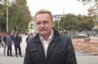 """Садовий назвав неминучою """"червону"""" зону у Львові"""