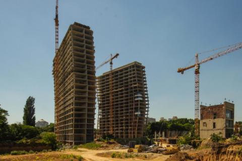 Друг Богдана строит в Одессе четыре высотки на землях курортного назначения