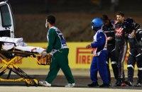 Пилот Формулы-1 признался, что спасло ему жизнь во вчерашней гонке
