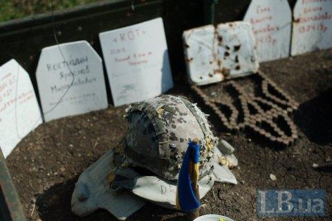 За добу на Донбасі загинули четверо військовослужбовців, троє поранені