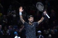 Джокович здобув свою другу перемогу на Підсумковому турнірі ATP