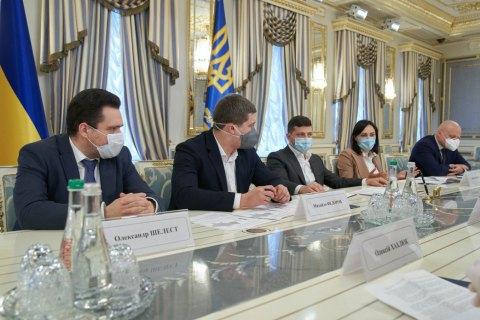 Зеленский попросил операторов ускорить расширение покрытия 4G
