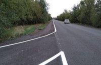 З 1 вересня всі нові та реконструйовані автомобільні траси повинні обов'язково містити технічні засоби безпеки