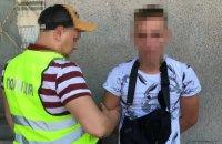 У Києві шахраї обміняли $46 тис. на сувенірні гривні та здійснили наїзд на поліцейського під час втечі