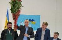 Шуфрича обрали головою київської ПР