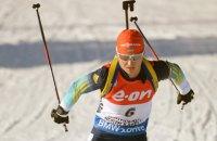 Валя Семеренко увійшла в топ-15 останнього спринту сезону Кубка світу з біатлону