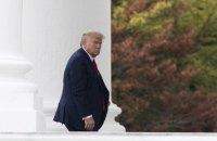 Трамп уперше після зараження коронавірусом провів передвиборчий мітинг