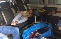 Мужчина пытался вывезти пятилетнего ребенка в Венгрию среди сумок с вещами