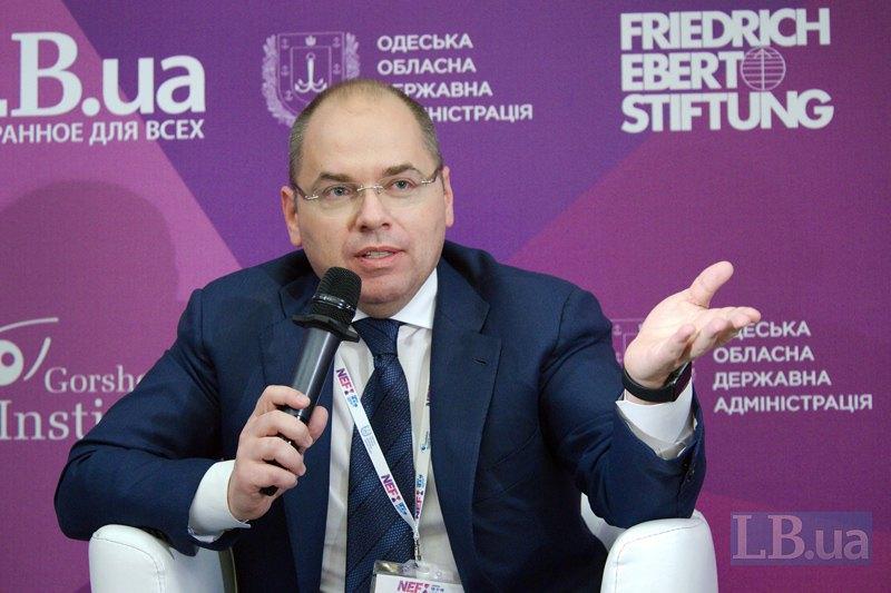 Глава Одесской областной государственной администрации Максим Степанов