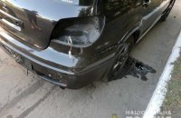 У Дніпропетровській області намагалися підірвати автомобіль начальника місцевої поліції