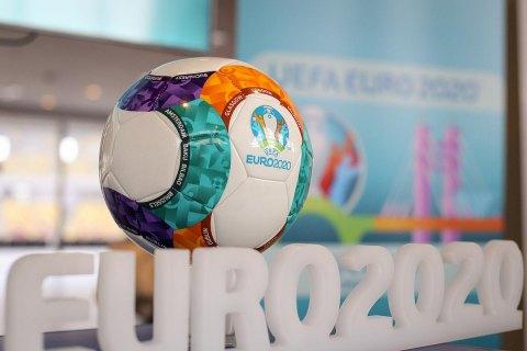 Названо найвищу і найнижчу команди Євро-2020