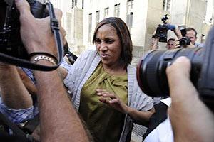 Горничную, обвиняющую Стросс-Кана в изнасиловании, допрашивали 8 часов