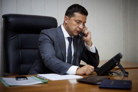 Зеленський запросив президента Єгипту в Україну