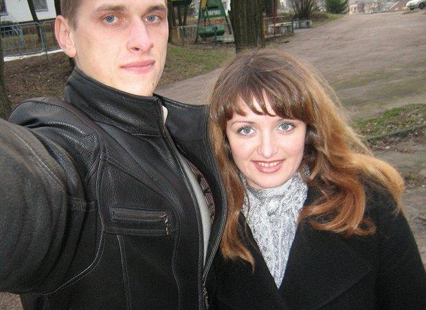Сергей и Оксана Бабские