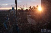 Уночі на Донбасі поранено двох військових