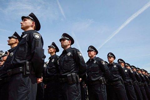 626 осіб подали заяви на 230 місць у закарпатському патрулі в перший день набору