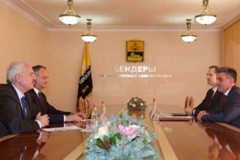 Президент Молдови зустрівся з лідером невизнаної республіки Придністров'я