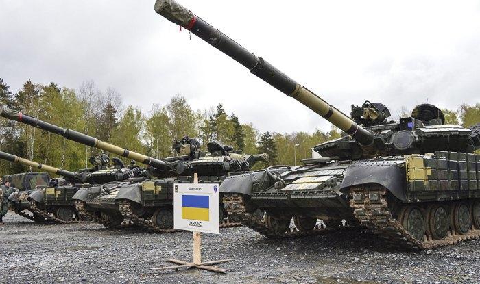 Танки Т-64БВ
