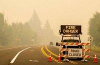 У США через лісові пожежі загинуло більше десятка людей