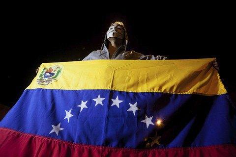 Власти Венесуэлы попросили запретить движение противников Мадуро