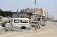 CNN опублікував відео удару безпілотника коаліції в Сирії, в результаті якого загинули російські найманці