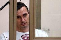 Врач сообщил, что у Сенцова могут отказать почки