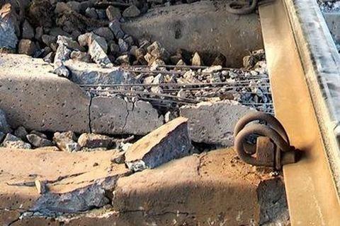 Диверсант із Придністров'я отримав 6 років і 3 місяці за вибух на Одеській залізниці
