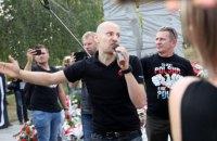 В польском Вроцлаве прервали марш националистов из-за антиукраинских лозунгов