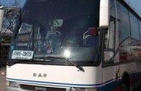 Організаторів бійні в Донецьку завезли автобусами з Росії