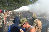 В Николаевской области применили оружие в споре за поля