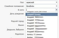 """Користувачі """"ВКонтакте"""" зможуть вказувати в профілі одностатеві стосунки"""