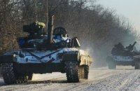 У 93-ї бригади в Пісках - ще один поранений, стріляли з танків
