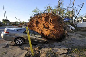 Стихийное бедствие в США: погибли 16 человек