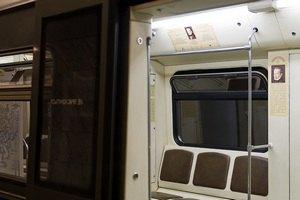 В московском метро пустили поезд с итальянской поэзией