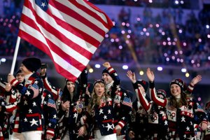 Более 100 млн американцев смотрят Олимпиаду по ТВ