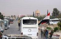 Минобороны РФ заявило об обстреле автобуса с российскими журналистами в Сирии