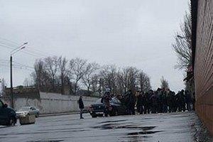 Міліція порушила справу за блокування внутрішніх військ в Одесі