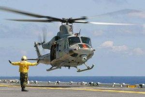 США за день потеряли военный вертолет и истребитель