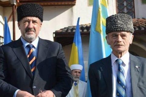 Джемилев и Чубаров готовят блокаду Крыма