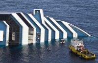 На борту Costa Concordia находились 37 граждан Украины, - МИД