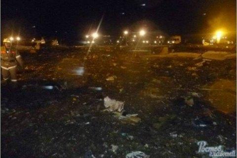 ОАЕ зчитали дані самописців літака FlyDubai, який розбився у Ростові
