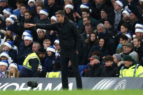 В Англійській прем'єр-лізі звільнили дев'ятого менеджера команди з початку сезону
