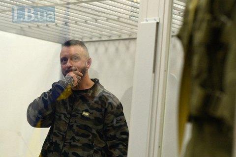 Апелляционный суд оставил в силе арест подозреваемого в убийстве Шеремета Антоненко