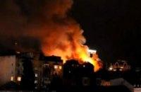 При пожаре в южноафриканской больнице сгорели 12 пациентов